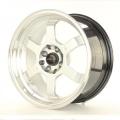 Alu kolo Japan Racing JR12 16x8 ET22 4x100/108 Hyper Silver