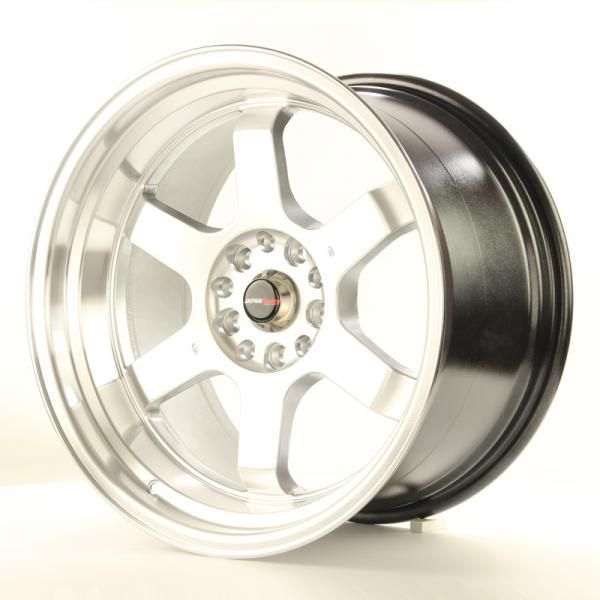 Alu kolo Japan Racing JR12 18x10 ET0 5x114,3/120 Hiper Silver