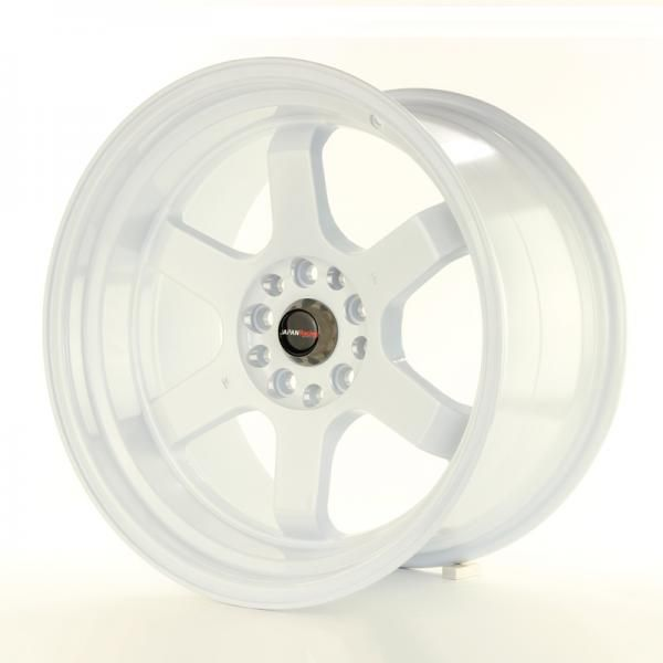 Alu kolo Japan Racing JR12 18x10 ET0 5x114,3/120 White