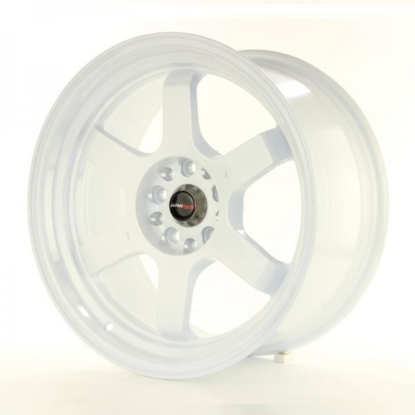 Alu kolo Japan Racing JR12 18x9 ET30 5x100/120 White