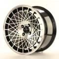Alu kolo Japan Racing JR14 17x8,5 ET15 5x114,3 Black Machin