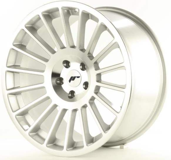 Alu kolo Japan Racing JR16 19x10 ET35 5x114,3 Silver Machined