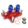 Adaptér pro montáž olejového chladiče na blok motoru Nissan 200SX S13/S14/S15 SR20DET - D-10 (AN10)