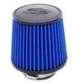 Sportovní filtr univerzální Simota 76mm gumový / modrý