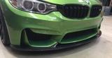 Karbonové přední lízátko Carbonspeed BMW 3-Series F80 M3 (14-) - Ver. 1