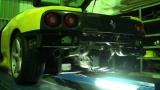 Laděné výfukové svody Innotech (IPE) na Ferrari 360 Modena/Spider 3.6 V8 (99-05)