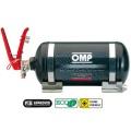 Mechanický hasicí systém OMP, ocelový, FIA homologace