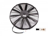 Vysoce výkonný ventilátor Spal - sací, průměr 225mm, 24V