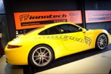 Kompletní výfukový systém s náhradami katalyzátorů a svody Innotech (IPE) na Porsche 991 Carrera včetně S/4S/GTS (11-15) - Evolution Edition