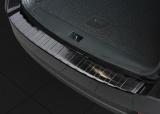 Kryt prahu zadních dveří Škoda Octavia III kombi facelift - černý grafit