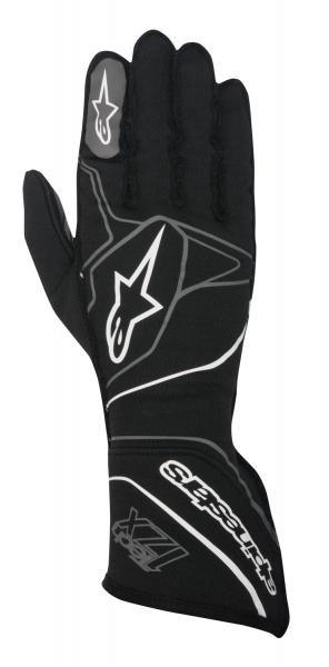 Závodní rukavice Alpinestars Tech 1ZX - černé