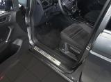 Nerez kryty prahů - vnější Volkswagen TOURAN II