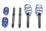 Pevný podvozek ap Sportfahrwerke pro Seat Leon 1P, prům. př. tlumiče 55mm, 1.6/1.8TSi/2.0FSi/1.6TDi autom. převod./2.0TSi/2.0TFSi (09/05-), snížení 30/30mm