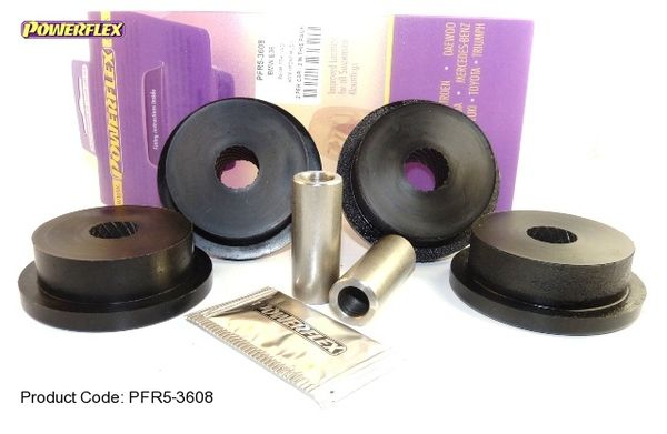 Silentbloky Powerflex BMW E36 (90-98) Rear Trailing Arm Front Bush (8)