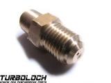"""Olejový restriktor Garrett GT/GT-X M11x1mm (7/16"""" x 24) na D-04 - 1mm"""