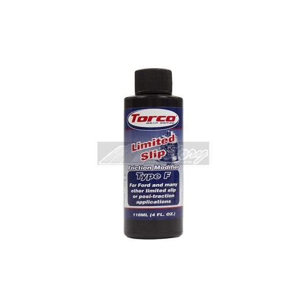 MFactory Aditivum do difereniálů Torco Type F - Limited Slip Friction Modifier - 118 ml