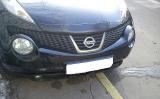 Plexi lišta přední kapoty Nissan Juke EGR Automotive