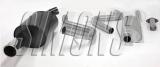 Catback výfuk Simons Ford Mondeo 1.6/1.8/2.3 (93-98)