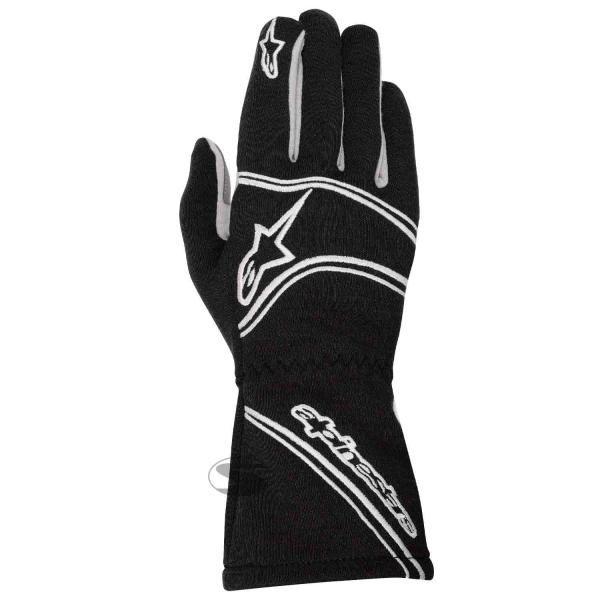 Závodní rukavice Alpinestars Tech 1 Start - černé