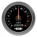 Přídavný budík Innovate Motorsports MTX-A - teplota výfukových plynů (EGT)