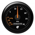 Přídavný budík Innovate Motorsports MTX-A - vacuum/tlak turba 30psi