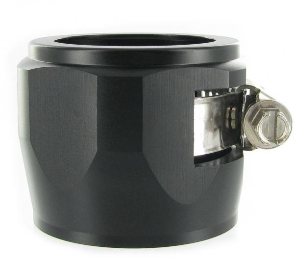 Torques Spona Pro Clamp D-04 (AN4) - 12,8mm - černá