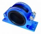 Držák externí palivové pumpy nebo palivového filtru Sytec - modrý