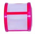 Náhradní filtr k palivové pumpě Facet - 74 mikronů (červený) - 479729