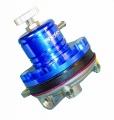 Regulátor tlaku paliva Sytec MSV EFI 1:1 - modrý