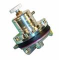 Regulátor tlaku paliva Sytec MSV EFI 1:1 - stříbrný