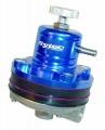 Regulátor tlaku paliva Sytec PBV EFI 1,7:1 - modrý