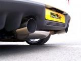 Turboback výfuk Milltek Mitsubishi Lancer Evo 10 X 2.0 Turbo (08-14) - koncovky Raptor 127mm - silniční verze bez rezonátoru Milltek Sport