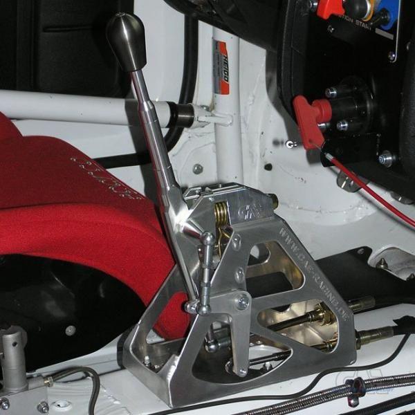 Kulisa řazení CAE Ultra Shifter na Peugeot 106 5-st. MA (91-03) - závodní verze