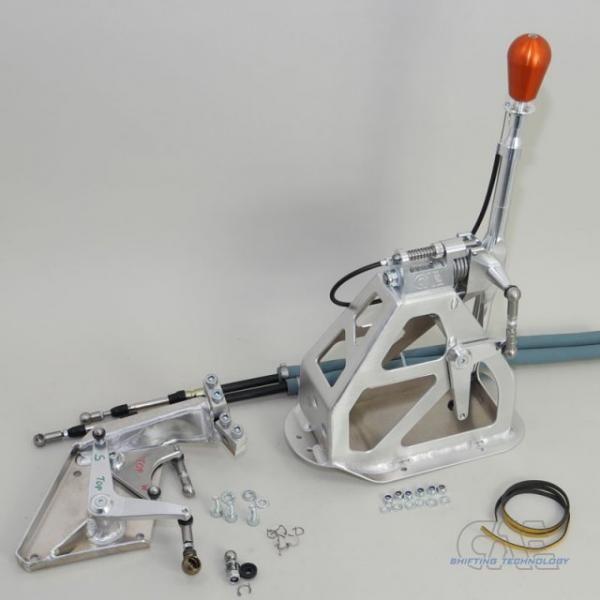 Kulisa řazení CAE Ultra Shifter na Peugeot 205 (83-98) / 309 (85-94) 5/6-st. BE1, BE3, BE4 - závodní verze