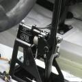 Kulisa řazení CAE Ultra Shifter na Renault Clio III RS 2.0 16V 6-st. (05-14)