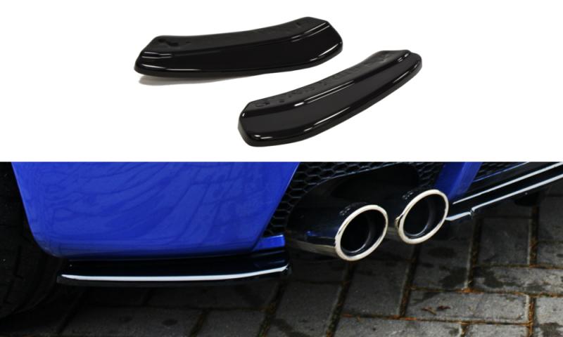 Maxtondesign Boční spoiler pod zadní nárazník Alfa Romeo 147 GTA