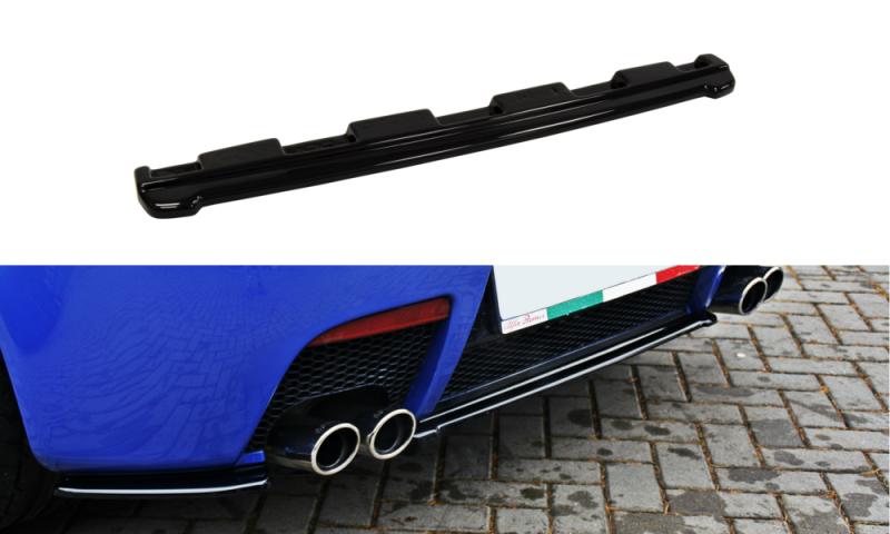 Maxtondesign Spoiler pod zadní nárazník Alfa Romeo 147 GTA