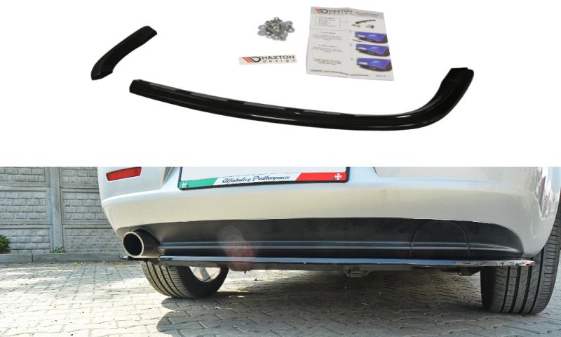 Maxtondesign Spoiler pod zadní nárazník Alfa Romeo 159
