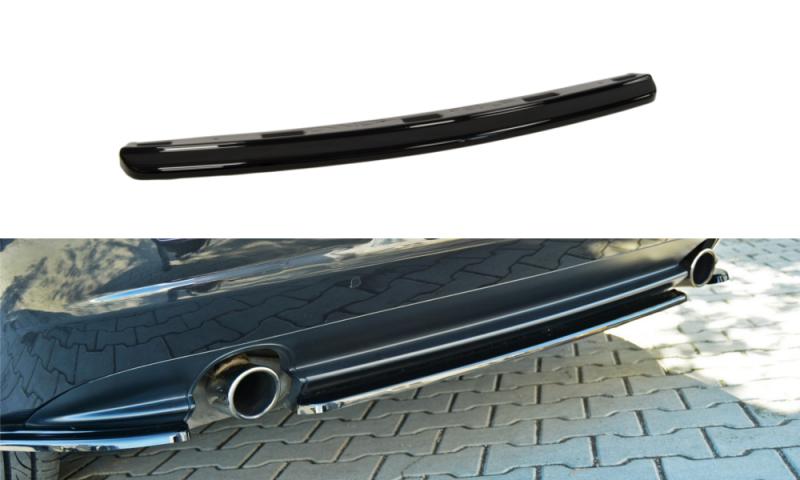 Maxtondesign Středový spoiler pod zadní nárazník Alfa Romeo 159