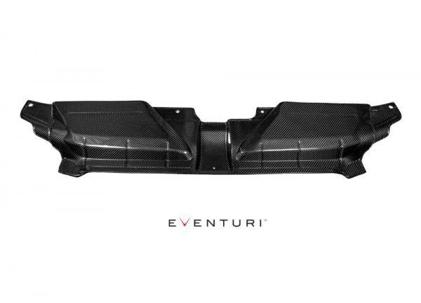 Eventuri karbonový kryt chladičové stěny pro Audi RS4 B8 (12-15) navazující na kit sání Eventuri
