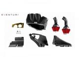 Karbonové sání Eventuri pro Audi RS6 C7 (13-18) / RS7 C7 (13-) - černý karbon