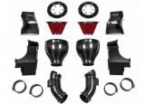 Karbonové sání Eventuri pro BMW 5-Series F10 M5 (11-16) - černý karbon