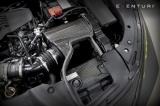 Karbonové sání Eventuri pro Honda Civic FK8 Type-R (17-) - černý karbon