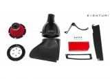 Karbonové sání Eventuri pro VW Golf 7 GTI/R (13-) - černý karbon