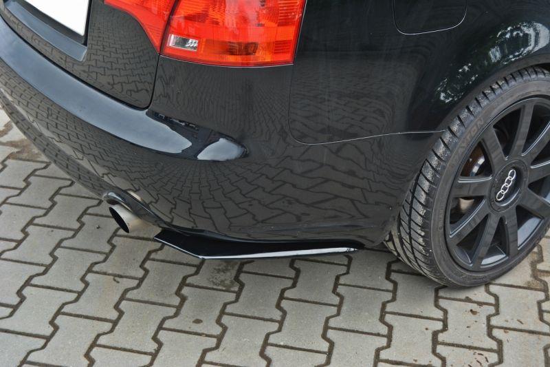 Maxtondesign Boční spoiler pod zadní nárazník AUDI A4 B7