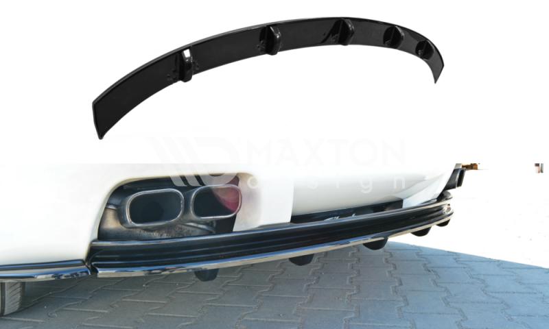 Maxtondesign Středový spoiler pod zadní nárazník Alfa Romeo Brera