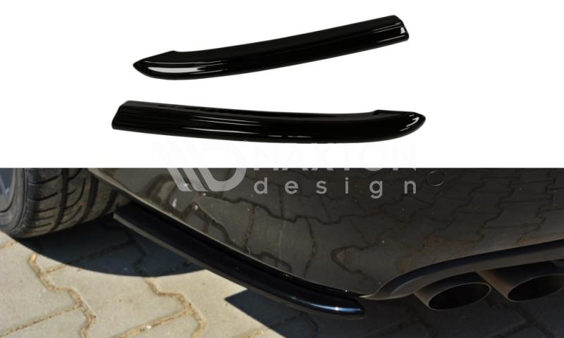 Maxtondesign Boční spoiler pod zadní nárazník Audi A4 B8 (model před faceliftem)