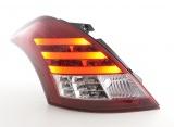 Zadní LED světla Suzuki Swift červené