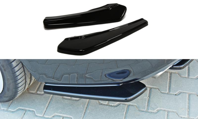 Maxtondesign Boční spoiler pod zadní nárazník Audi A5 S-Line