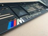 Podložka pod SPZ 3D M Performance